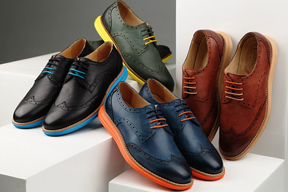 Groziano&Gabricci chaussure en cuir luxe maroc italie